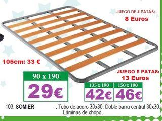 Colchones De 105.Colchones De 105 Cm De Segunda Mano En Sevilla En Wallapop