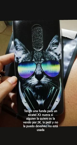 Funda Alcatel X3