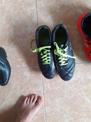 zapatillas de fútbol cesped