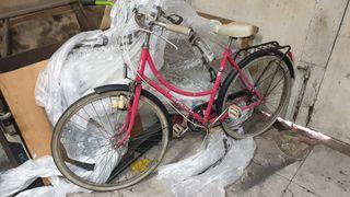 bicicleta de paseo bh bolero
