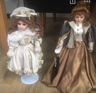 Porcelain dolls!