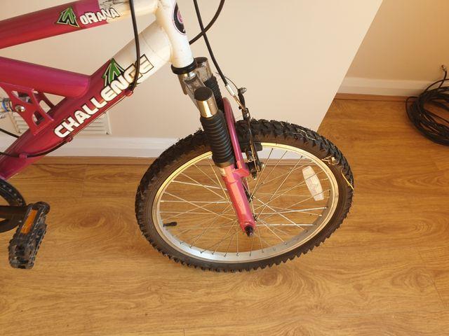 very clean bike