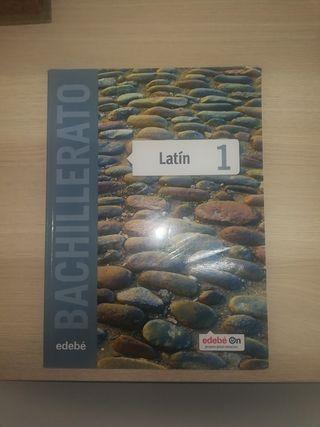 LIBRO LATIN 1 BACHILLERATO EDEBE
