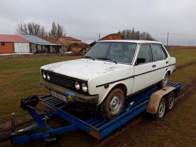 SEAT 131.sofin 1980