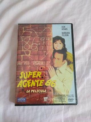 Super Agente 86.La película. DVD