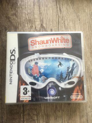 Juego Shaun White Snowboarding para Nintendo DS
