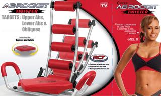 AB Rocket Twister Banco Abdominales