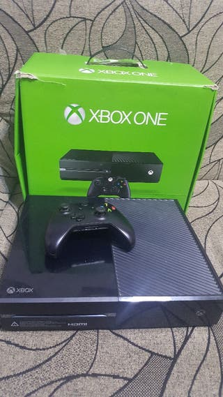 vendo xbox one de 500gb.