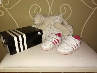 zapatillas Adidas niña talla 21