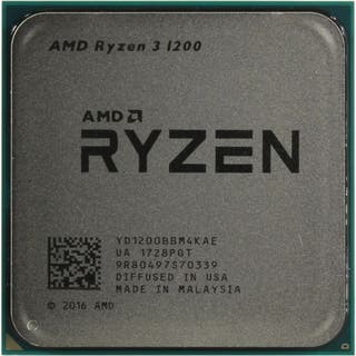 CPU AM4 AMD Ryzen 3 1200 Perfecto