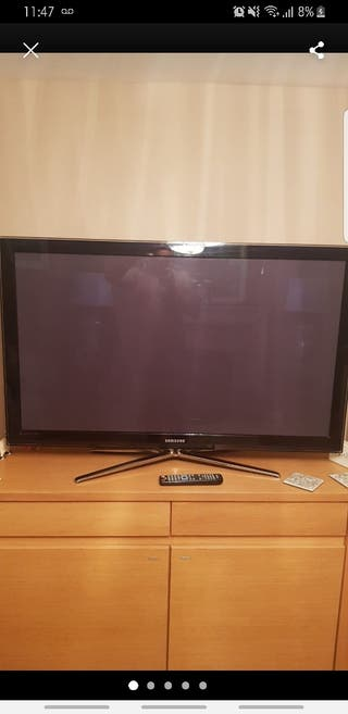 "50"" Samsung Palsma TV"