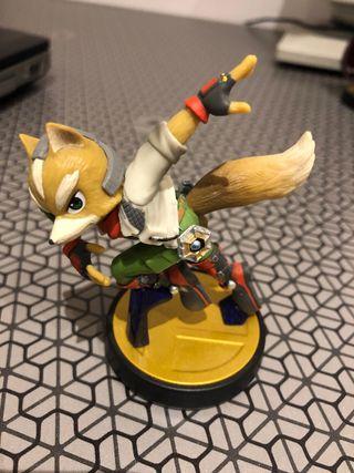 Figura Fox Nintendo
