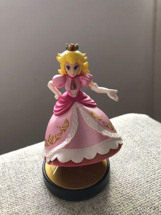 Figura Peach Nintendo