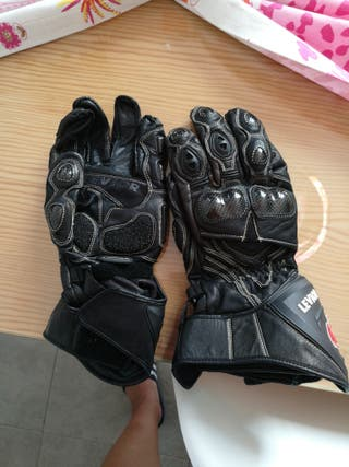 guantes racing Levior