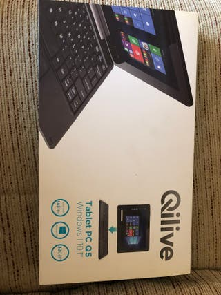 Tablet convertible QILIVE