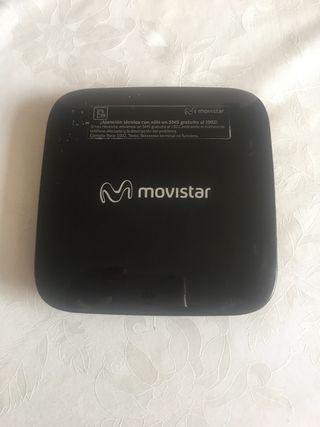 Decodificador Movistar Arris