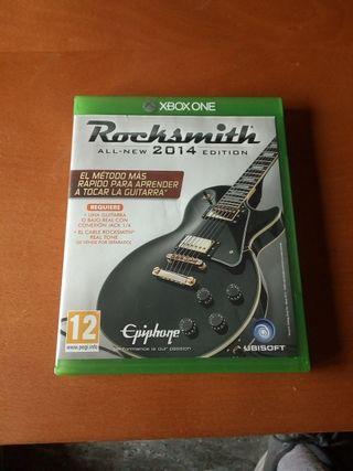 Vendo Rocksmith 2014 Xbox One