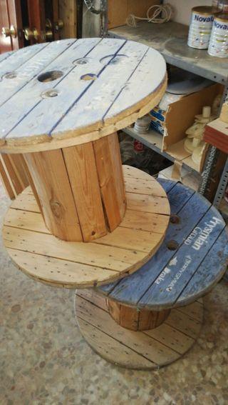 Bobina de madera 70cm