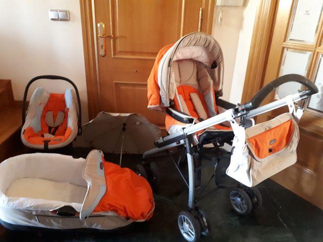 carrito de bebé marca bebecar