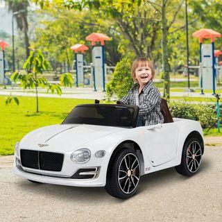Coche Eléctrico para Niño 3-8 Años Bentley con Man