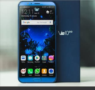 Vendo honor view 10, azul