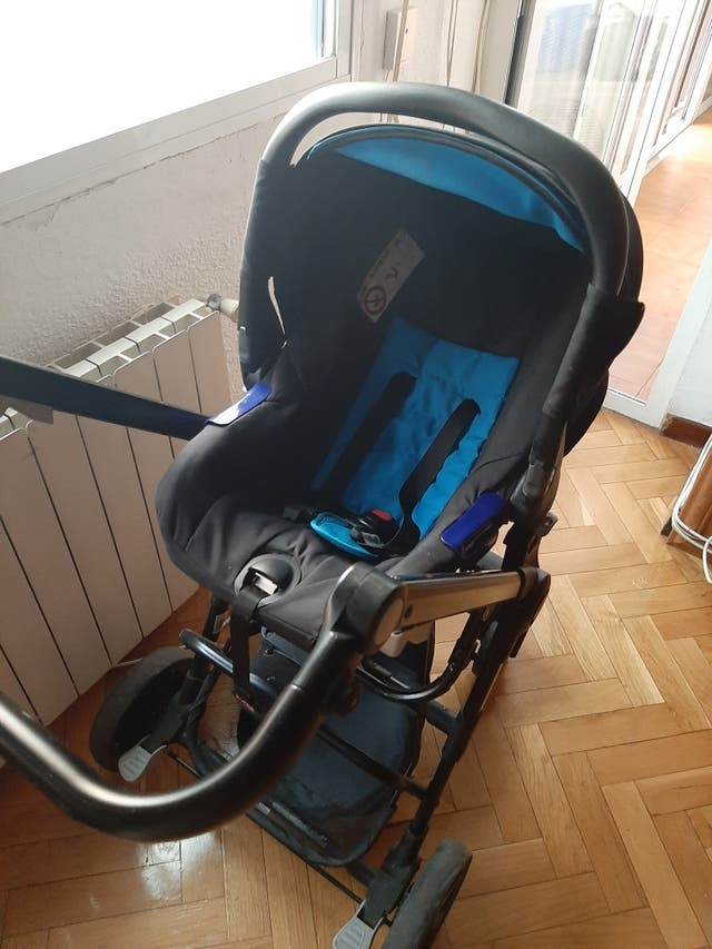 carrito de bebé marca nurse