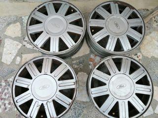 llantas aluminio Ford Fiesta