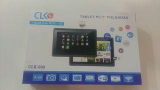 Tablet nueva 7 pulgadas