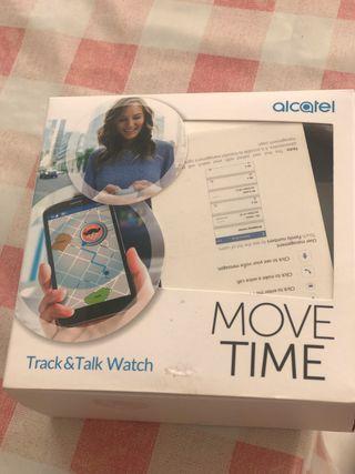 Reloj move time alcatel