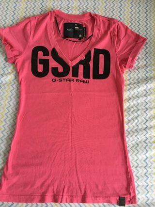 Camiseta chica g-star original