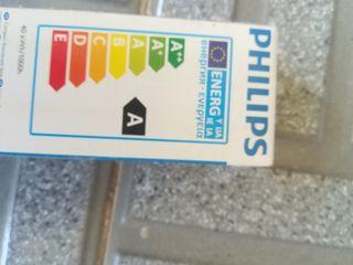 lampara fluorescente compacta Philips