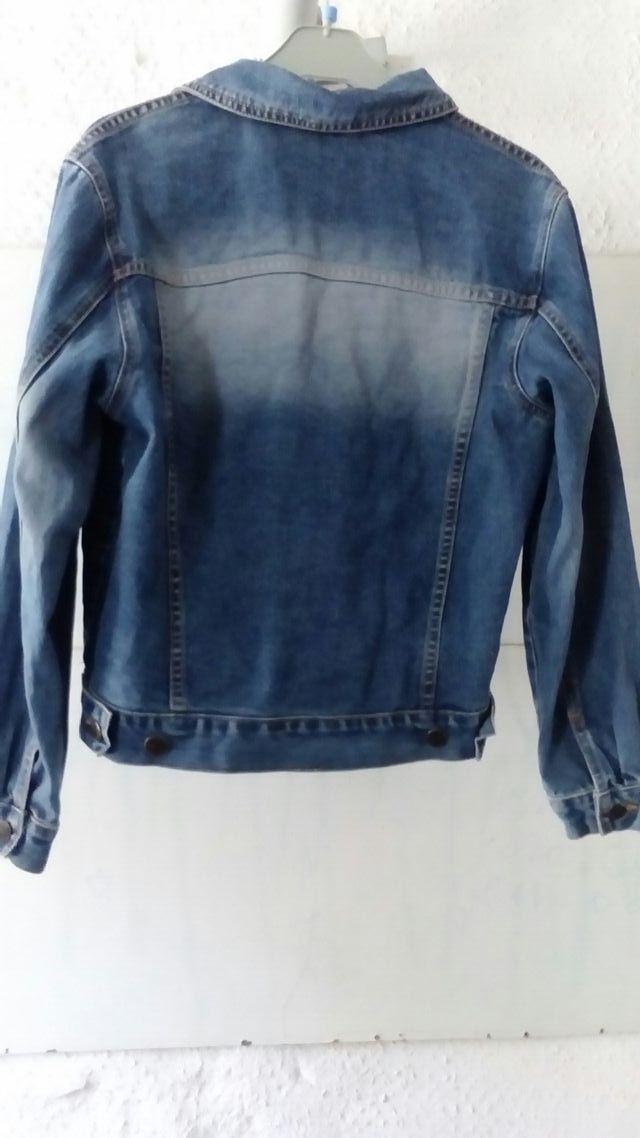 manteau bleu 14 ans