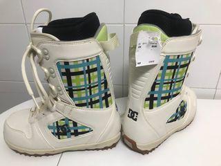 Botas dc snowboard n38