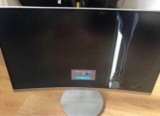 """Samsung 27"""" monitor ( broken )"""