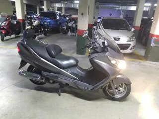 Motocicleta Suzuki burgman 250cc