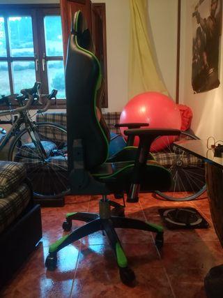 Silla Gaming Verde Drift