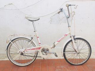 Bici antigua gac
