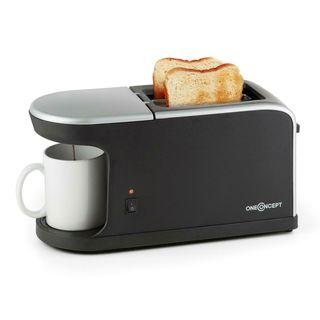 Set Cafetera y Tostadora Potencia 1050W