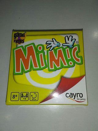 juego Mi Mic