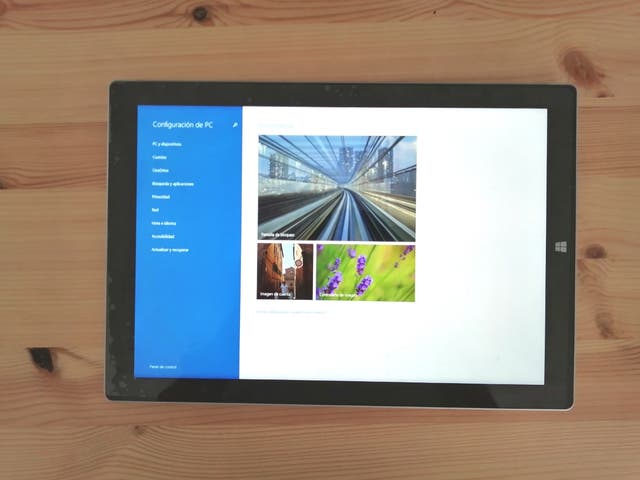 Tablet Windows Surface Pro 3
