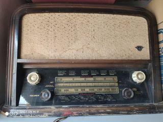 Radio de coleccionista