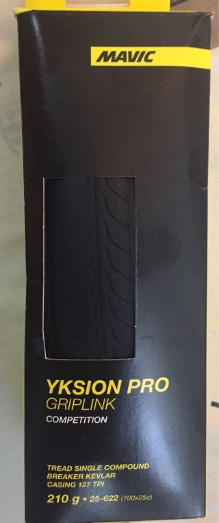 CUBIERTA NUEVA MAVIC CARRETERA de 25mm
