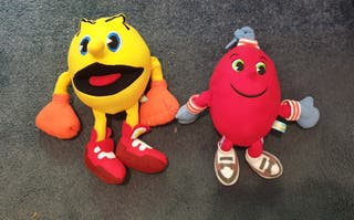 Peluches Pac Man