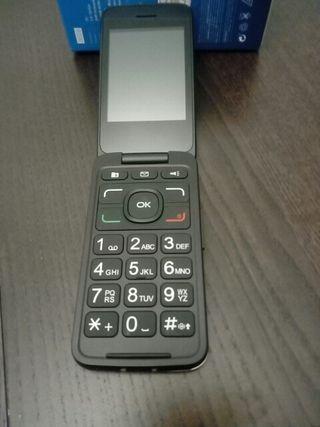 teléfono móvil para mayores Alcatel