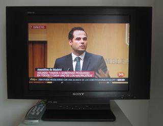 """Televisión Sony 20"""""""