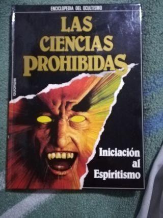 libro las ciencias prohibidas