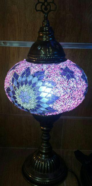 Lámpara turca 3 6