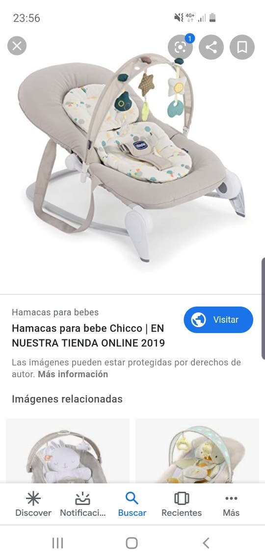 Hamaca Chicco
