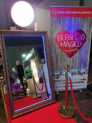 Fotomaton El Espejo Magico