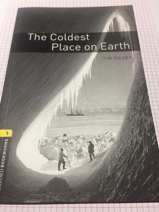 The Coldest Place on Earth libro inglés